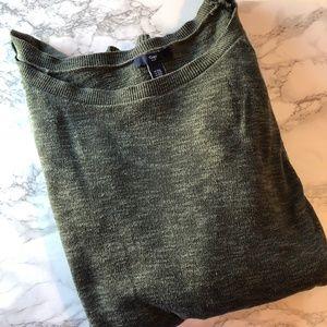 Gap Olive Green Sweater